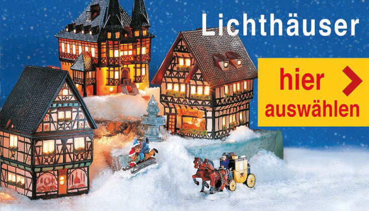 Lichthäuser Beleuchtung online kaufen » Töpferei Langerwehe