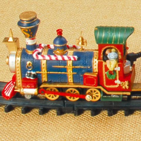 Eisenbahn Weihnachtsdeko.Elektrische Eisenbahn Weihnachtsdeko Starlight Express
