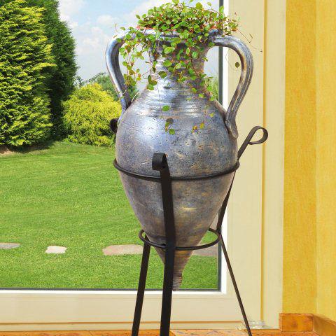 Amphorenvase aus keramik dekovase f r zimmerpflanzen - Rankende zimmerpflanzen ...