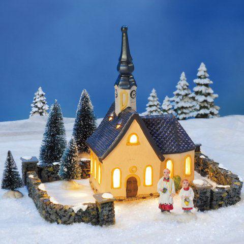 keramik lichthaus kapelle in wei ensee bei f ssen originalgetreu. Black Bedroom Furniture Sets. Home Design Ideas