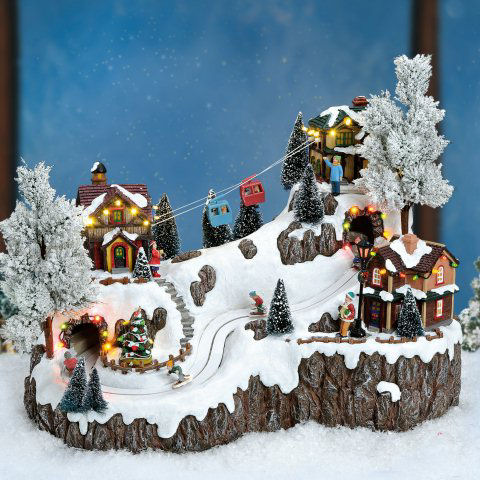 Keramik Lichthäuser, Miniaturfiguren & passendes Zubehör