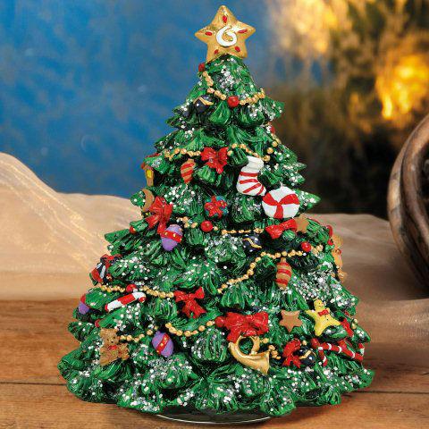 """Spieluhr """"Weihnachtsbaum"""", Weihnachtsdeko mit Animation"""