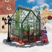 """Lichthäuser Weihnachtsdeko """"Viktorianisches Gewächshaus"""""""