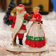 """Lichthäuser Miniaturfiguren """"Weihnachtsmann"""""""