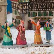 """Lichthäuser Miniaturfiguren """"Freunde beim Stadtbummel"""""""
