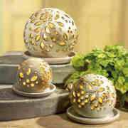 lichtkugeln aus keramik online kaufen t pferei langerwehe. Black Bedroom Furniture Sets. Home Design Ideas