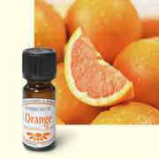 Ätherisches Duftöl Orange, Raumduft Aromaöl