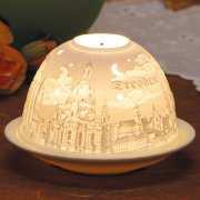 Sch ner wohnen mit dekoideen beschrifteten keramiken for Beleuchtete gartenfiguren
