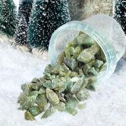 Deko-Eis, winterliche Miniatur Landschaftsdeko