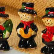 Glücksbringer Schornsteinfeger, 3er-Geschenkverpackung