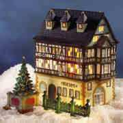 lichth user miniaturfiguren f r weihnachtlichen glanz. Black Bedroom Furniture Sets. Home Design Ideas