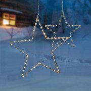 LED-Stern zum Hängen