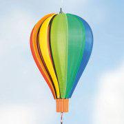 """Windspiel """"Ballon"""", Gartenstecker zur Gartendekoration"""