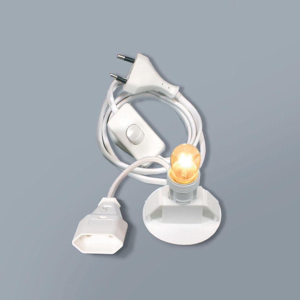 Elektrische Beleuchtung für Lichthäuser, Zusatzelement