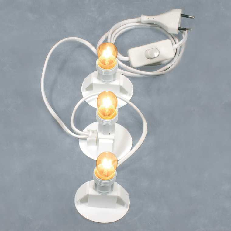 3-fach Beleuchtung für Lichthäuser
