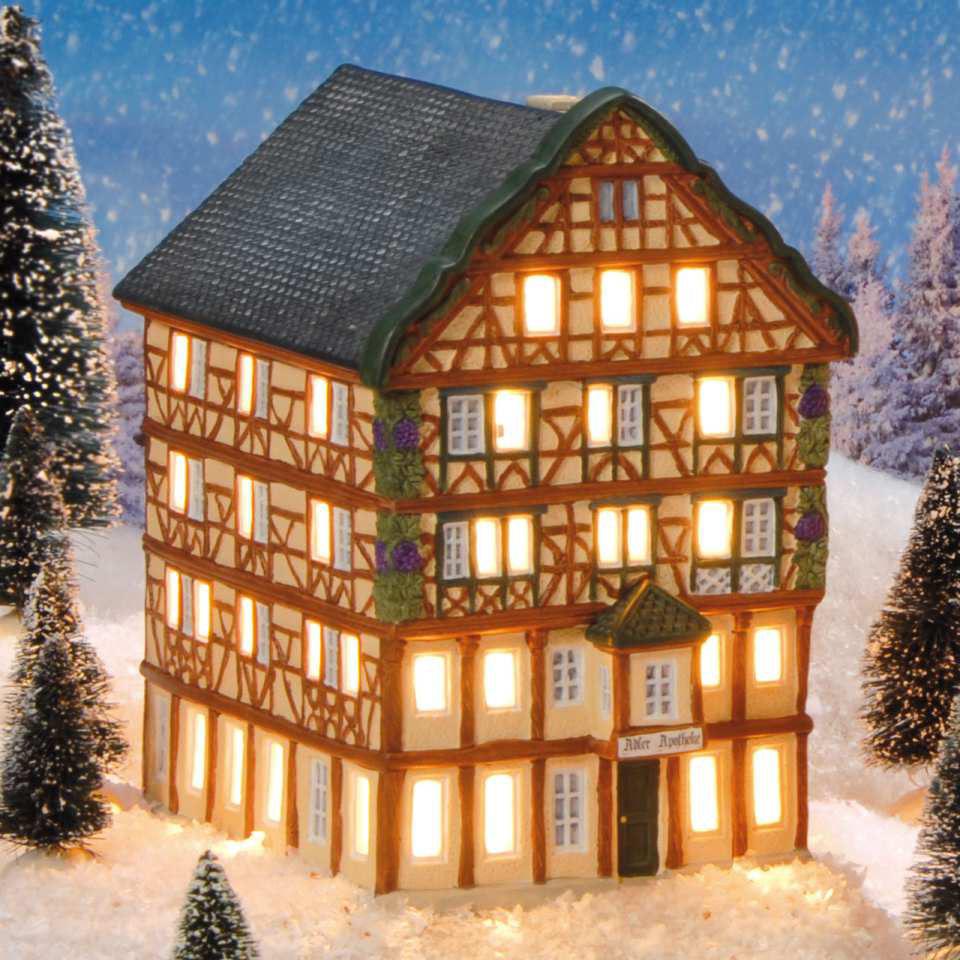 keramik lichthaus weihnachtsdeko adler apotheke. Black Bedroom Furniture Sets. Home Design Ideas
