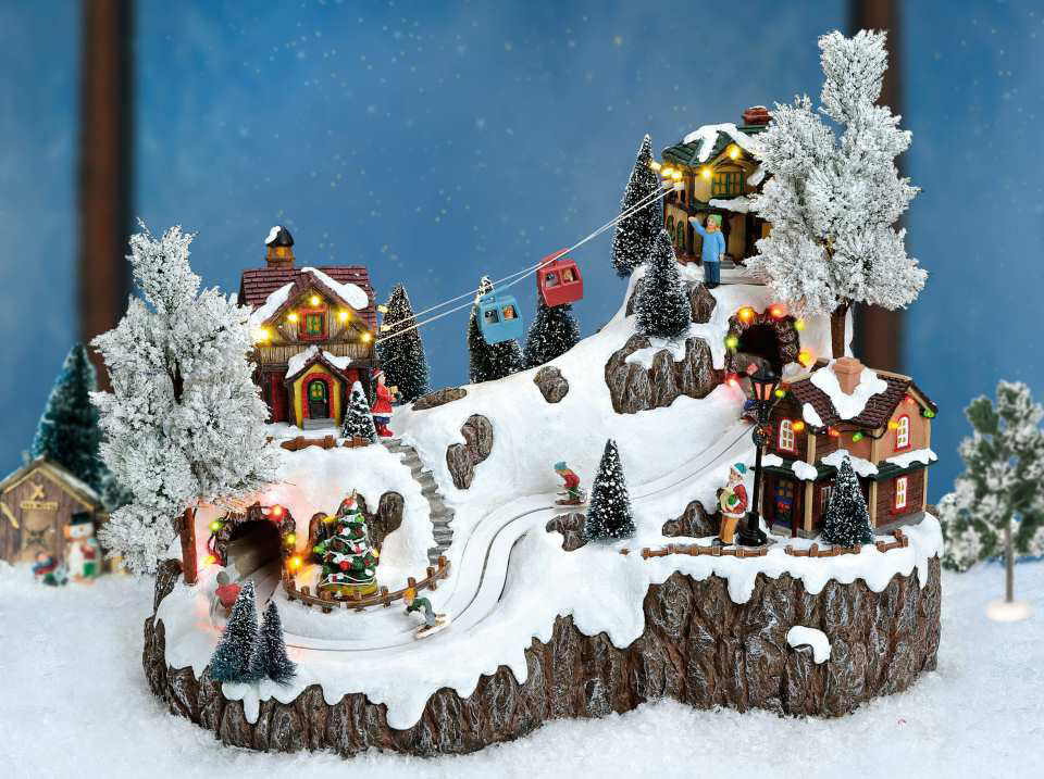 Weihnachtsdeko Elektrisch
