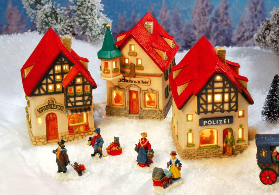 Lichthäuser und Miniaturen online kaufen » Töpferei Langerwehe